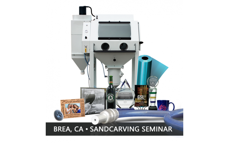 2-Day Sandcarving Seminar (April 2019) - SOLD OUT