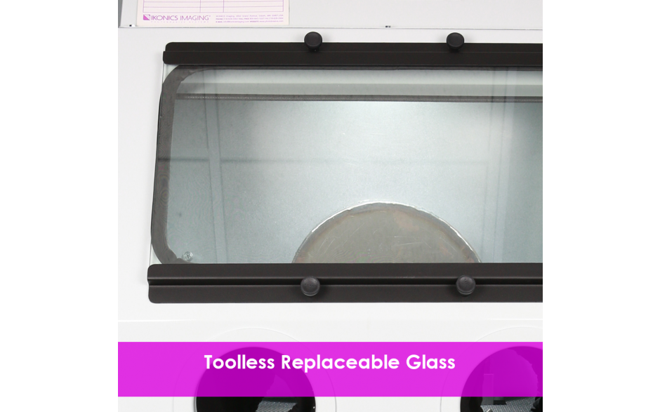 Replaceable Glass