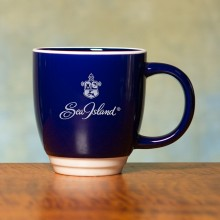 Selection Ceramic Mug (Blue)