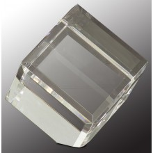 4 in. Crystal Cube